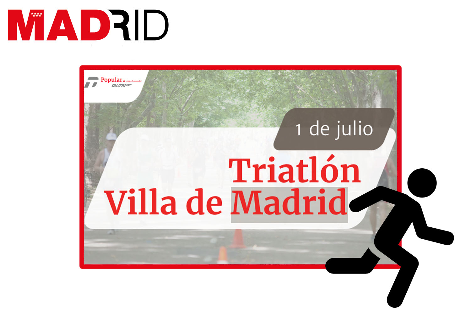 Triatlón Villa de Madrid
