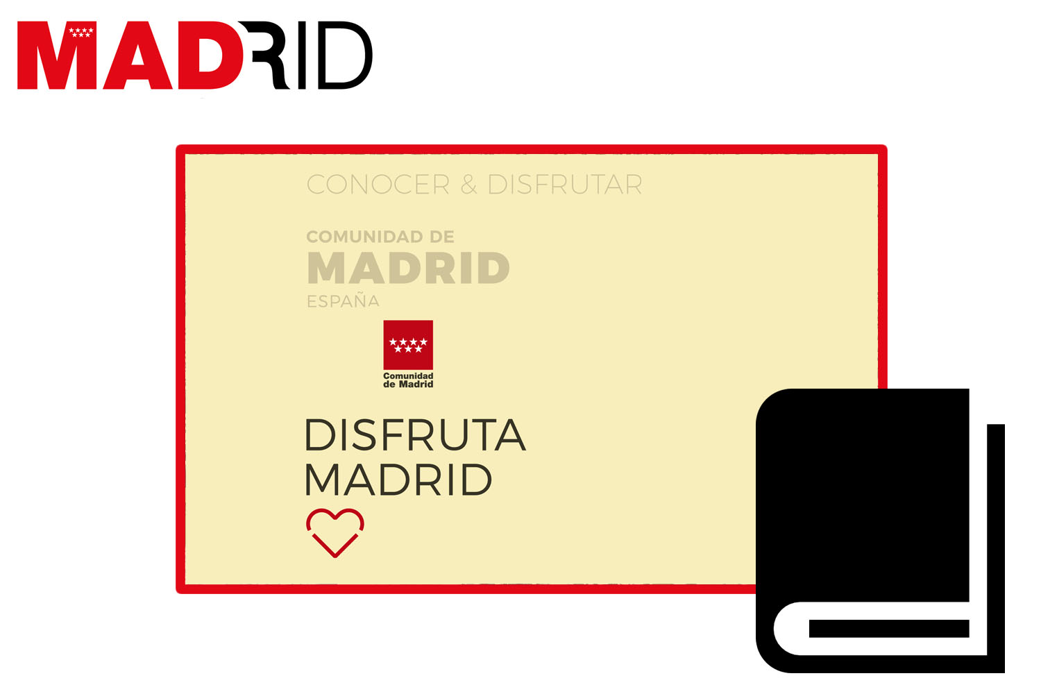 Madrid Region of Madrid Spain. Disfruta Madrid