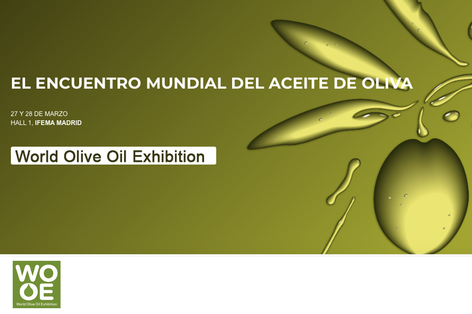 World Olive Oil Exhibition