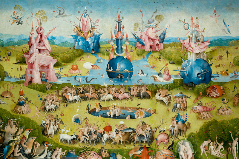 The Prado will be hosting the biggest exhibition of Hieronymus Bosch in 2016