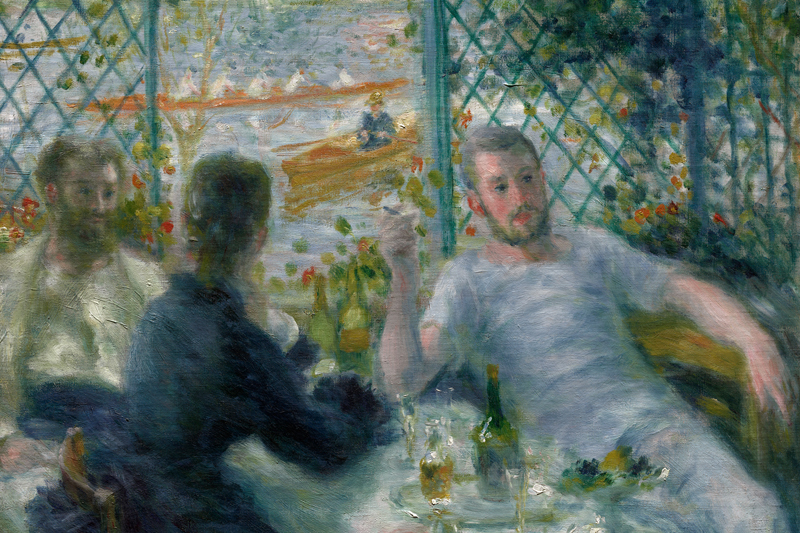 Renoir in the Thyssen-Bornemisza Museum