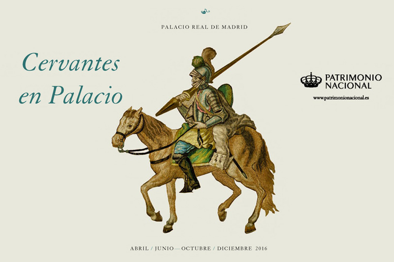 IV centenary of the death of Cervantes