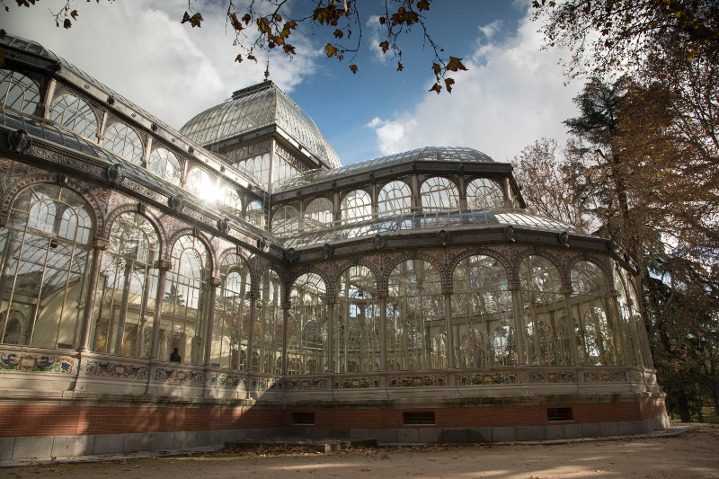 Jewels of Madrid's architecture