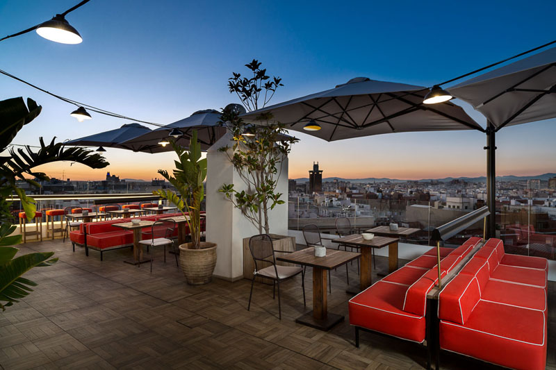 Best terraces in Madrid (I)