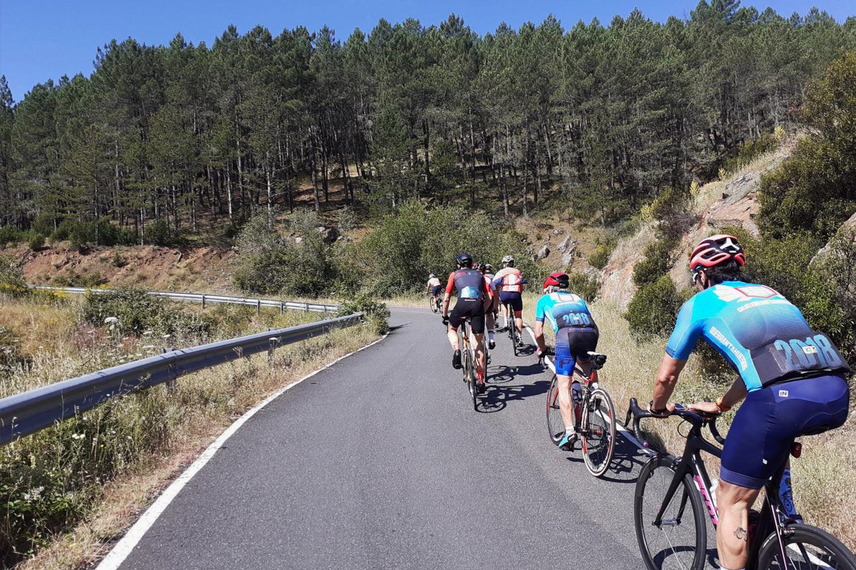 Ciclismo Sierra Norte