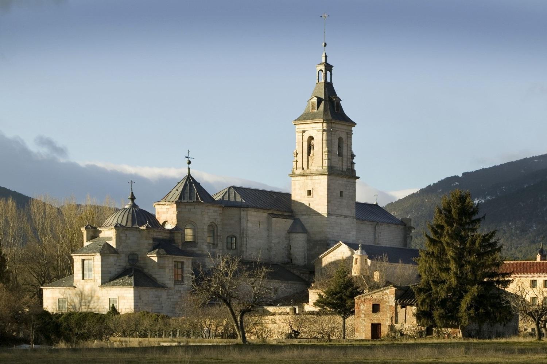 Monasterio de El Paular de Rascafría