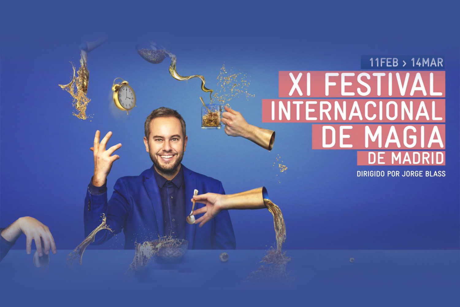 XI International Festival of Magic