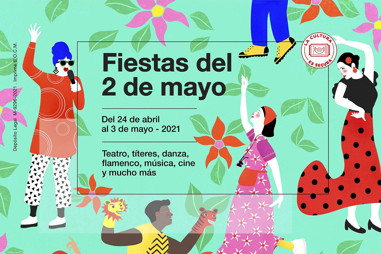 Fiestas del 2 de mayo 2021