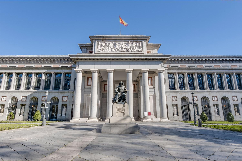 El Prado lanza su primera visita virtual en español e inglés