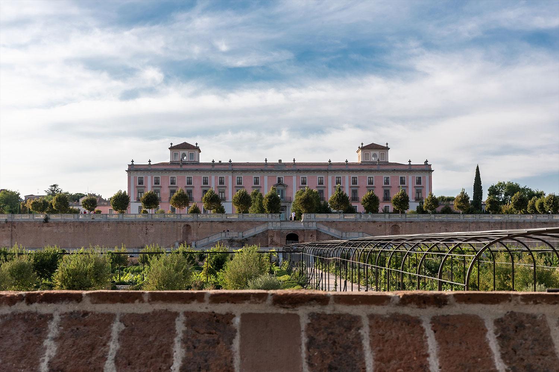 Visitas guiadas gratuitas al Palacio del Infante Don Luis