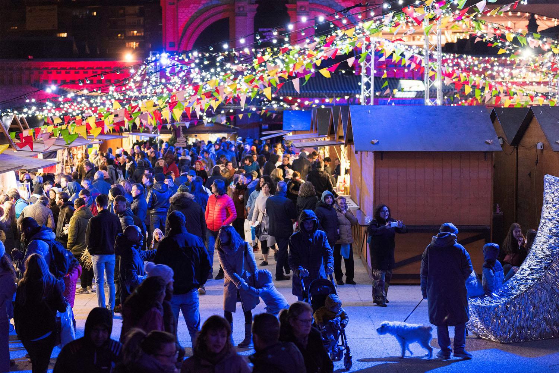 La Navideña. Feria Internacional de las Culturas