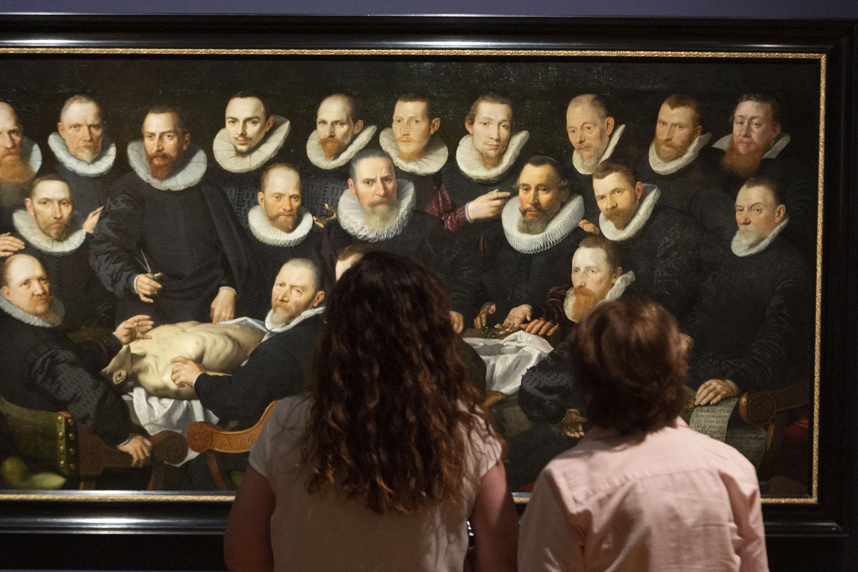 'Velázquez, Rembrandt, Vermeer. Miradas afines' en el Museo del Prado