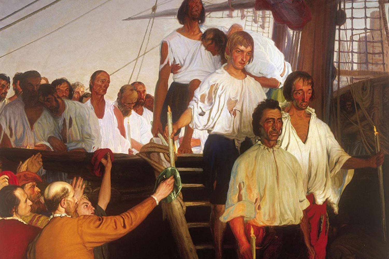 Fuimos los Primeros. Magallanes, Elcano y la vuelta al mundo