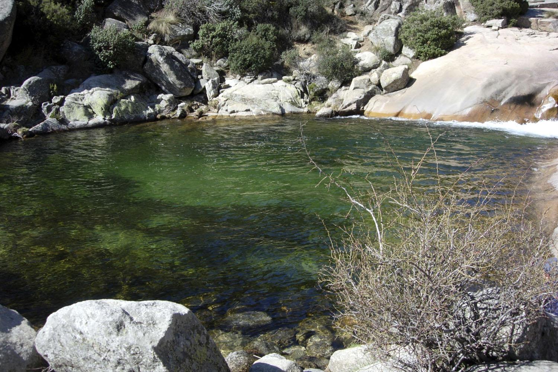 Ruta en La Pedriza por las pozas del río Manzanares