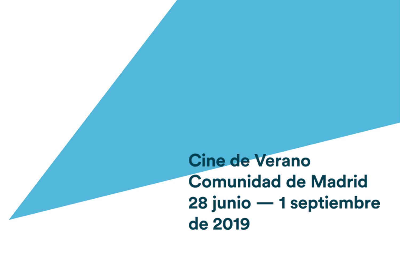 Cine de Verano 2019. 20º Circuito de Cine al aire libre