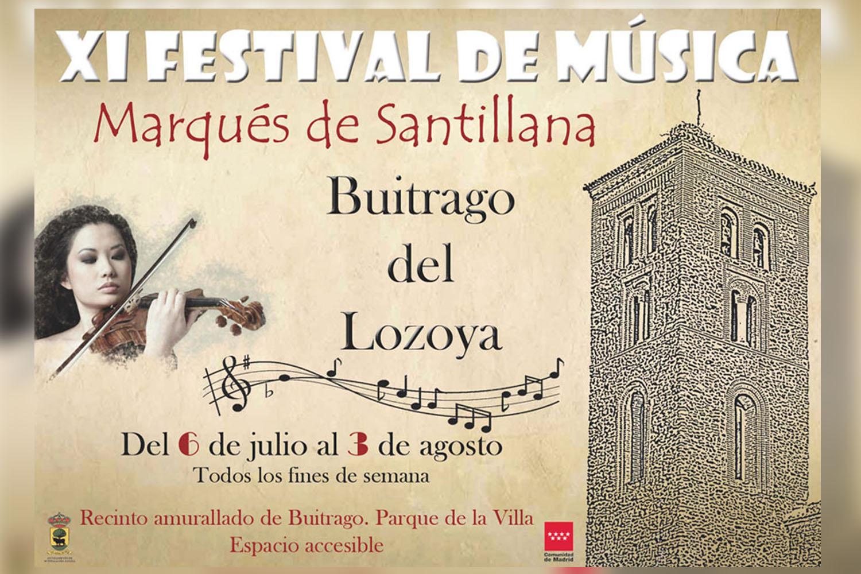 XI Festival de Música Marqués de Santillana