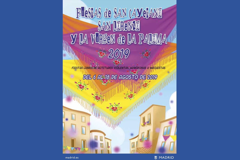 Madrid en fiestas: San Cayetano, San Lorenzo y La Paloma