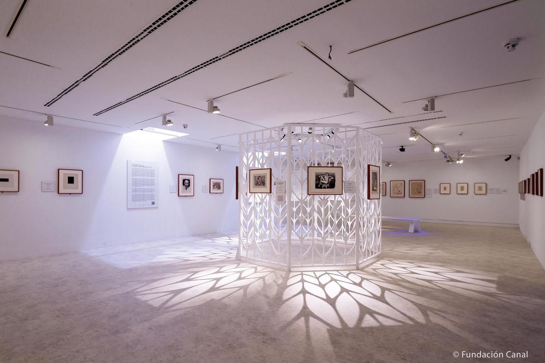 'Matisse grabador' en la Fundación Canal