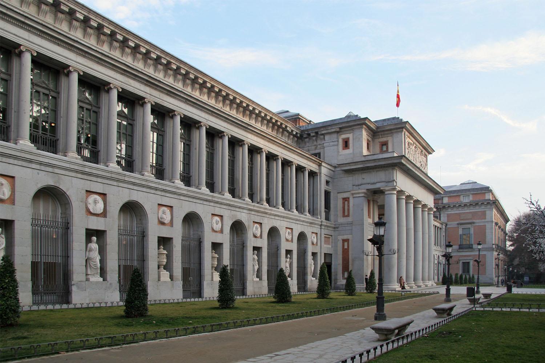 El Paseo del Prado y el Buen Retiro, paisaje de las Artes y las Ciencias