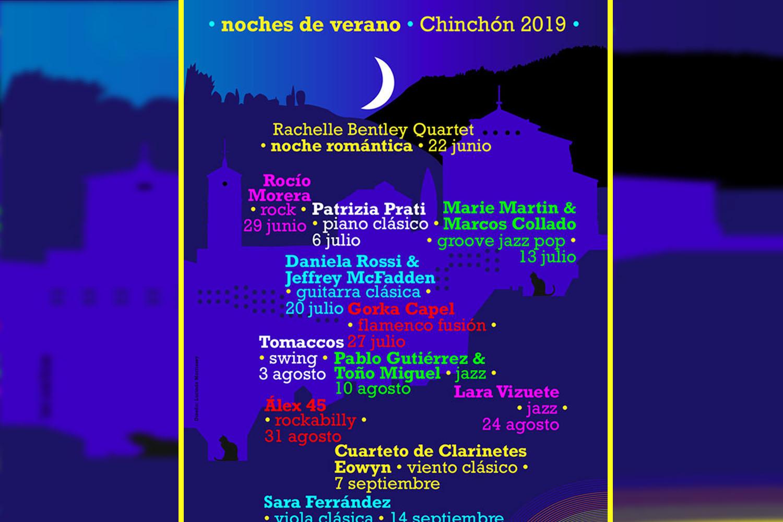 Noches de Verano en Chinchón