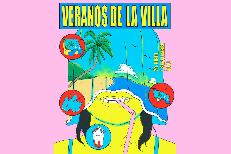 Veranos de la Villa 2019