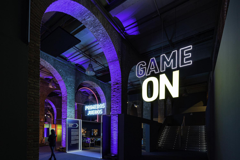 Game On. La historia del videojuego 1972-2020