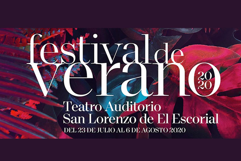 Festival de Verano Teatro Auditorio San Lorenzo de El Escorial
