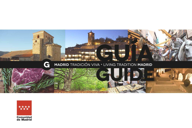 Guía Madrid Tradición Viva