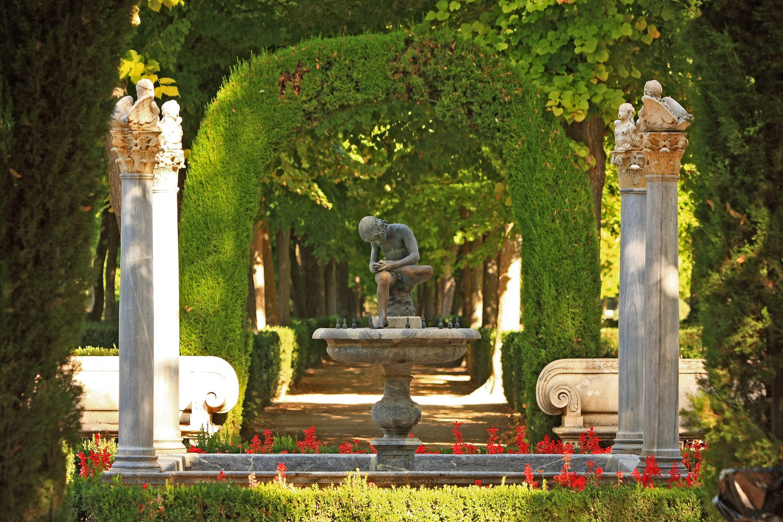 De paseo por los jardines y parques de la Comunidad de Madrid
