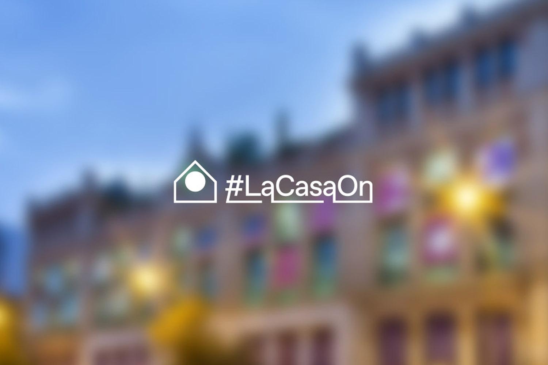 """La Casa Encendida es """"La Casa On"""""""