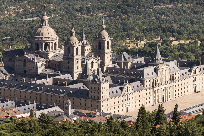 Visita el Real Monasterio de San Lorenzo de El Escorial virtualmente