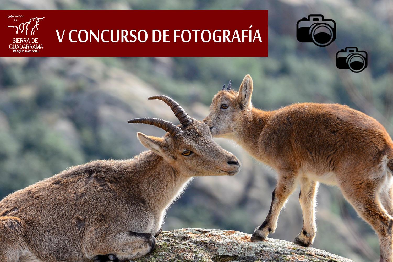 V Concurso de Fotografía del Parque Nacional de la Sierra de Guadarrama