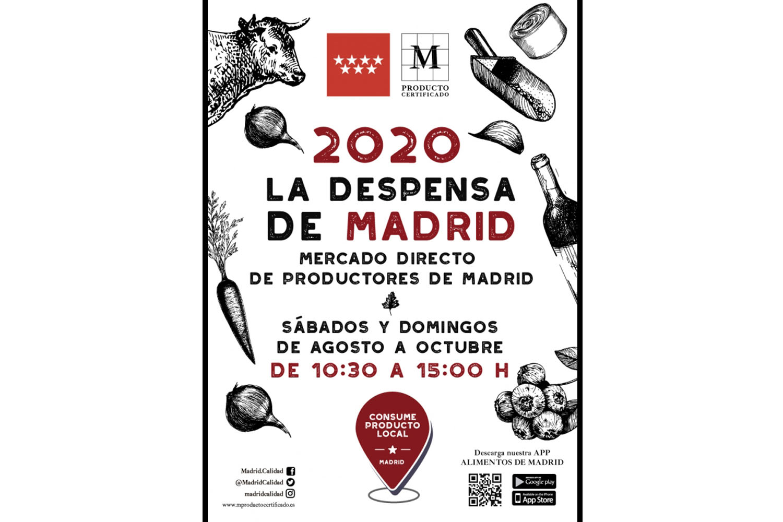 Vuelve 'La Despensa de Madrid'