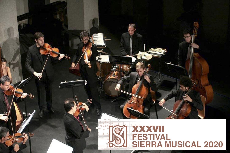 XXXVII Festival Sierra Musical 2020
