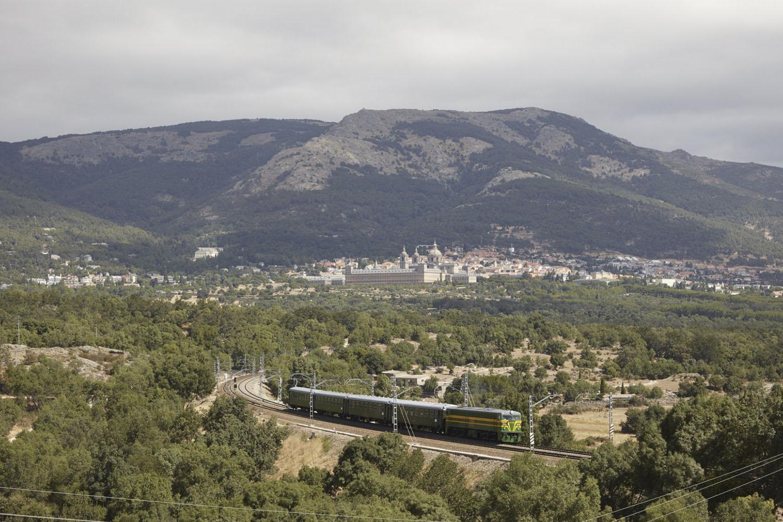 Vuelve el 'Tren de Felipe II'