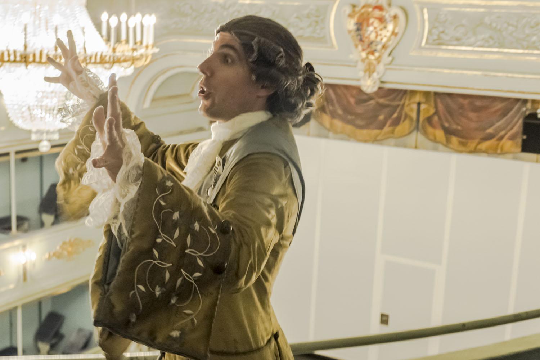 Vuelven las visitas teatralizadas al Real Coliseo Carlos III de San Lorenzo de El Escorial
