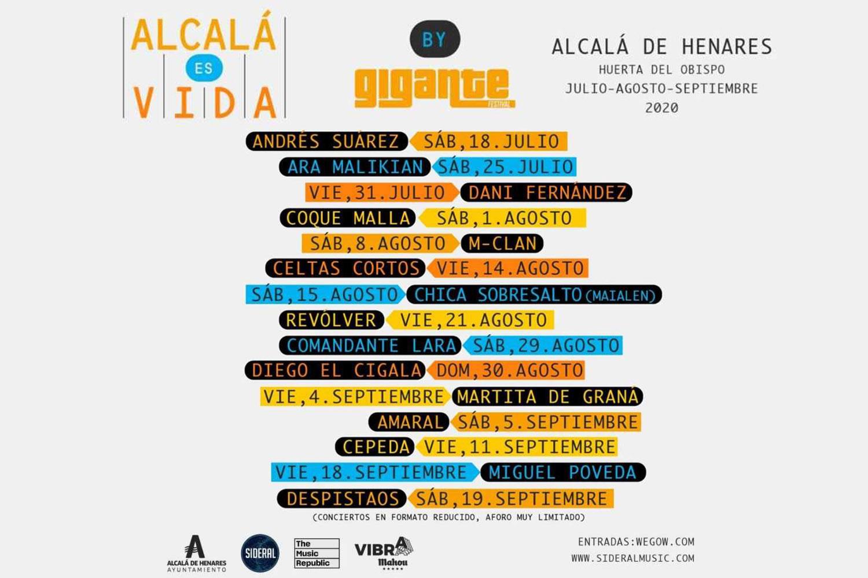 ¡Alcalá es Vida!