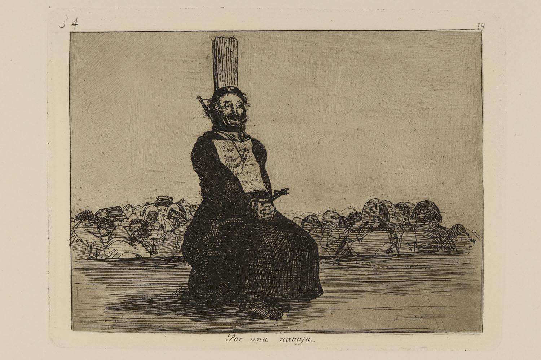 Goya, tres miradas. La mujer, la guerra y el rostro