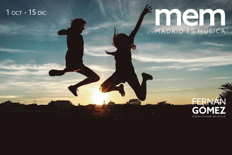MEM - I Festival Madrid es Música