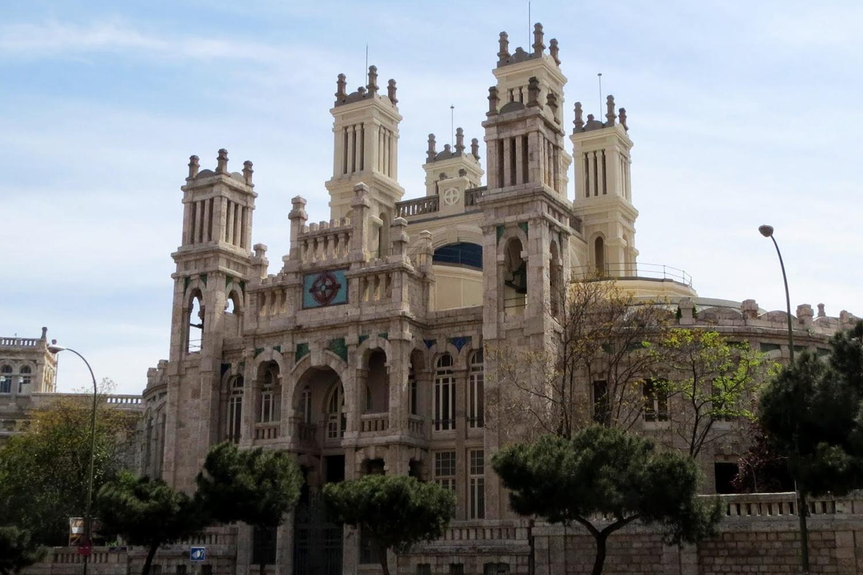 Turismo Madrid. Antonio Palacios. Arquitecto de Madrid