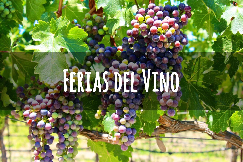 Turismo Madrid. Ferias del Vino