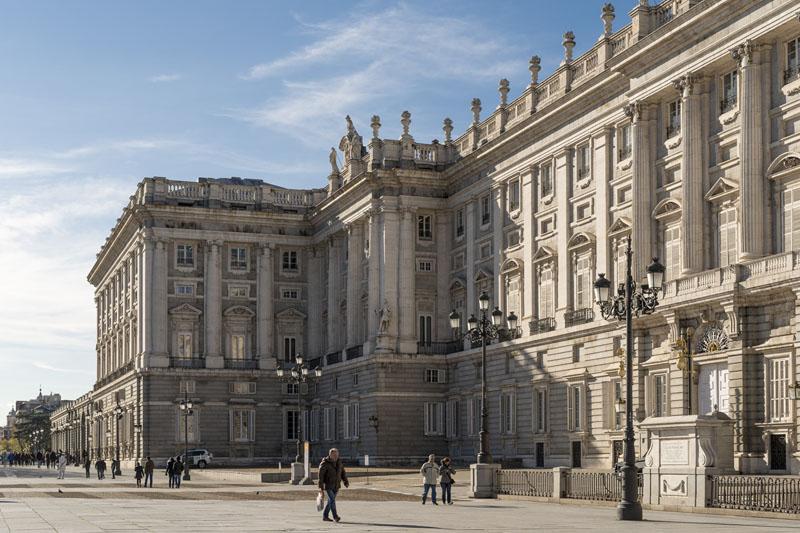 Ruta por los palacios madrileños