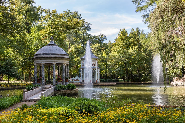 Los Jardines de Aranjuez en el Itinerario Europeo de Jardines Históricos